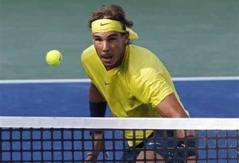 All eyes are on Rafael Nadal after his rare Canada/Cincy double. (Image available on prensalibre.com)
